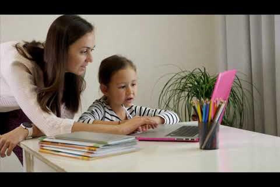 Parent Support During Distance Learning